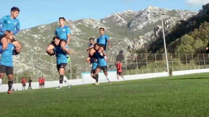 Timnas U-19 Vs Makedonia, Siap-siap Hadapi 2 Lawan
