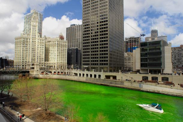 St. Patrick's Day party destinations