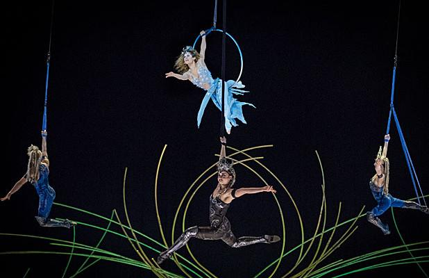 Cirque du Soleil Temporarily Cuts 95% of Staff After Shutting Down 44 Shows Worldwide