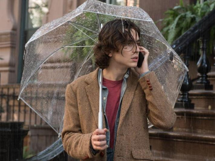 《雨天‧紐約》│2020年