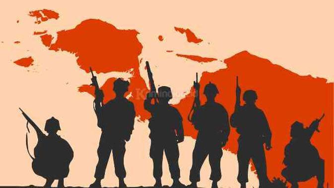 Polisi Kejar KKB Papua yang Tewaskan Tenaga Medis Covid-19