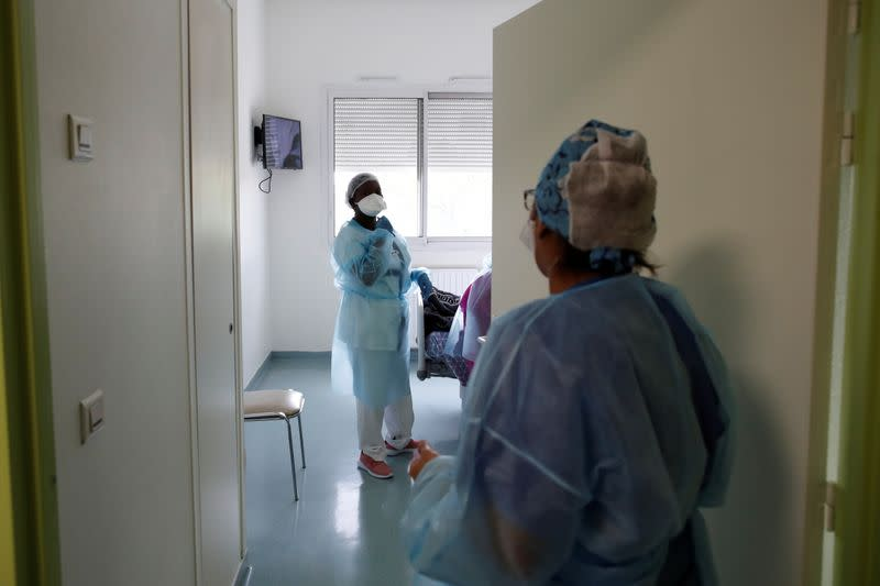 France declares public health state of emergency over COVID-19