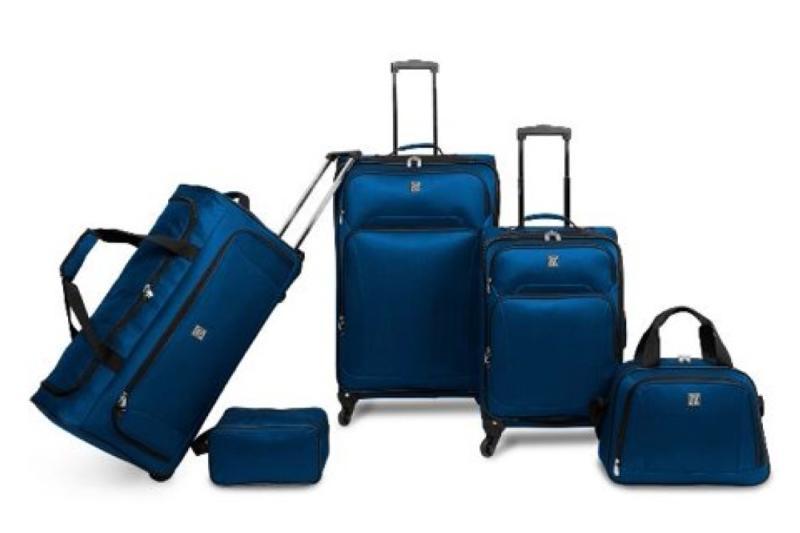 Protege 5‑Pc. Luggage Set. (Photo: Walmart)