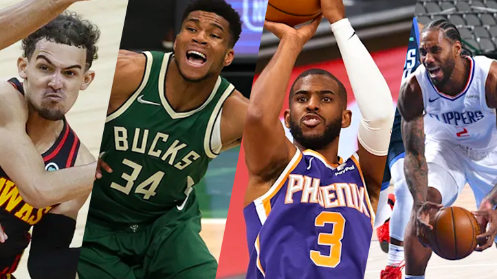 【NBA 2021】競猜NBA總冠軍誰屬