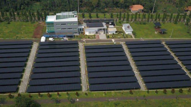 Energi Surya BUMN Dipercepat, Potensi Digunakan di Tol hingga Gudang