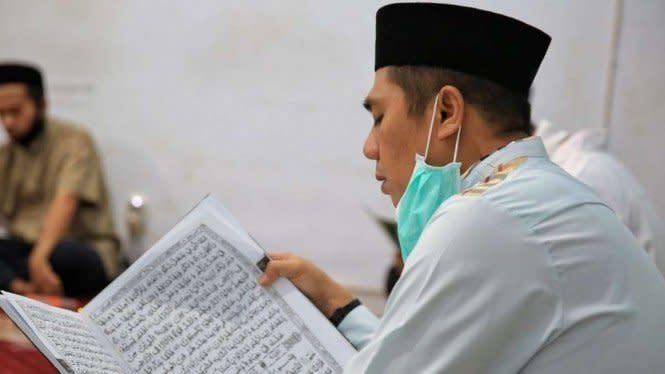 Jelang Pengundian Calon Walkot Makassar dari PDIP Cs Khataman Alquran