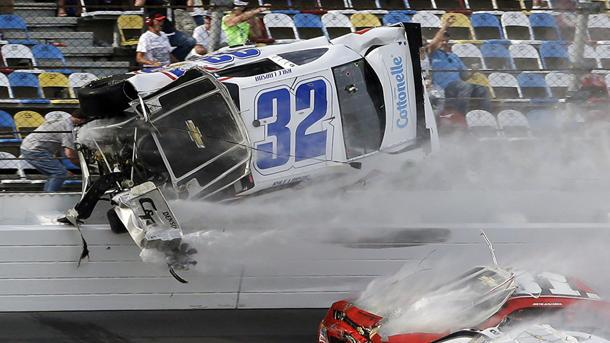 Why the Daytona crash should change auto racing for good