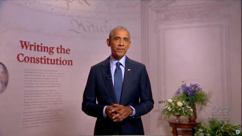 Obama nilai Trump tidak layak, sebut Biden bakal merawat demokrasi AS