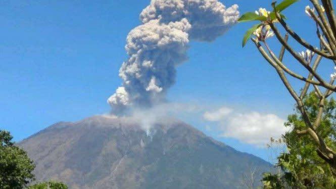 10 Gunung Berapi Berbahaya di Dunia, Indonesia Masuk Daftar