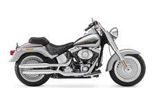 2011 Harley-Davidson Softail FLSTF FAT BOY