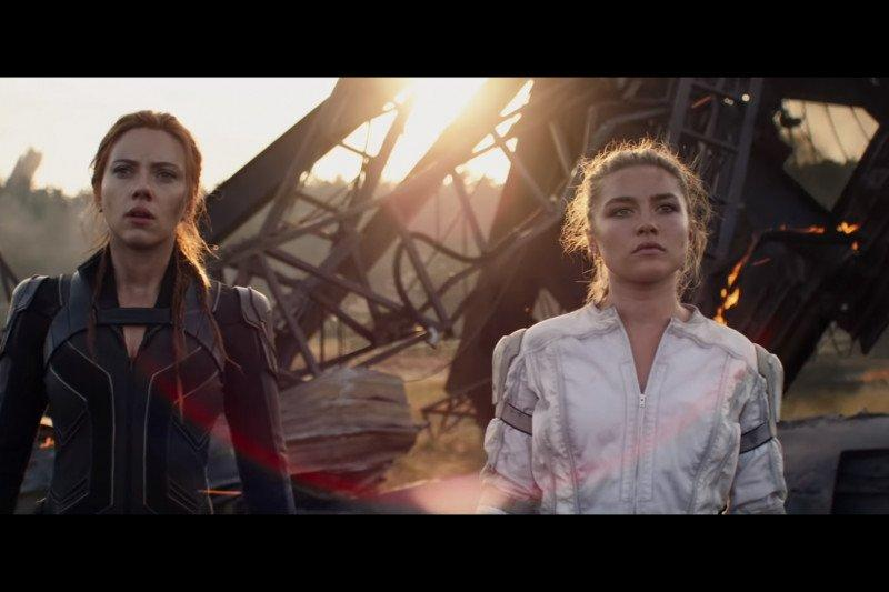 "Cuplikan ""Black Widow"" terbaru ungkap sejarah kelam Natasha Romanov"