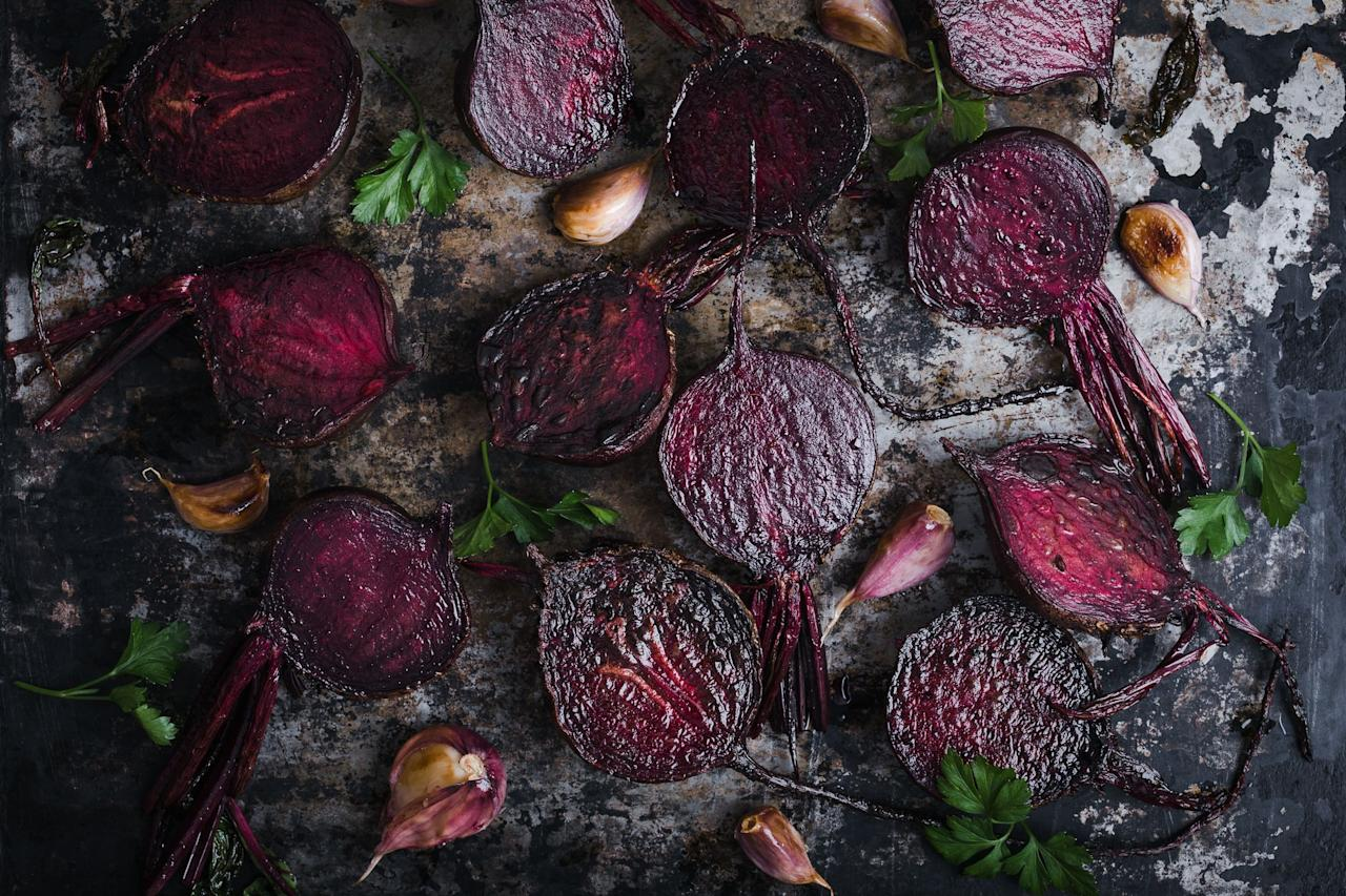 "<p>Beets are one of those vegetables that seem to divide folks. Like <a href=""https://www.countryliving.com/food-drinks/g4657/best-brussels-sprouts-recipes/"" target=""_blank"">Brussels sprouts</a> and <a href=""https://www.countryliving.com/food-drinks/g32969162/frozen-spinach-recipes/"" target=""_blank"">spinach</a>, you either love them, or you feel they were put on earth to annoy you. But we firmly believe that, at least when it comes to beets, the haters are simply misinformed. If you aren't a fan of the earthy, bright red, über-sweet orbs, then chances are it's because you haven't had a chance to try a really well prepared version.</p><p>Good beets should start out fresh—forget the canned stuff. They should be firm when you buy them, and not soft to the touch. When making <a href=""https://www.countryliving.com/food-drinks/recipes/a860/oven-roasted-beets-51/"" target=""_blank"">oven-roasted beets</a>, give them a good scrub with a brush, then go ahead and roast them whole—the skins will magically slip right off when they're done. Then cut them into quarters, dress them with a little olive oil and salt, and you have a side that pairs well with pork, chicken, or steak.</p><p>But of course you don't <em>have</em> to simply roast them. Case in point: these dozen-plus recipes. From extra-simple salads to wow-worthy hummus, we've gathered our favorite beet recipes from here and around the web. You can go all-out and smoke beets for a glazed salad with goat cheese that would fit at the fanciest dinner party, or simply toss a few under a roast chicken, for a meal that practically cooks itself. But whatever you do, be sure to buy extra: These recipes are so good you'll find yourself wanting to make them regularly.<em></em></p>"