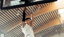 林書豪IG秀灌籃照 宣示重返NBA決心