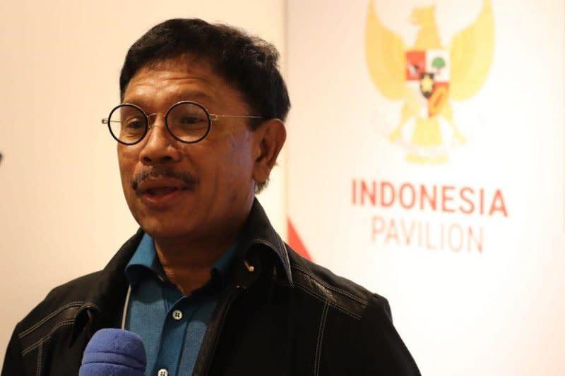 Menkominfo paparkan ekonomi digital Indonesia di WEF 2020