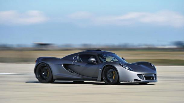 "At 265.7 mph, Hennessey Venom GT claims ""fastest production car"" title — but is it really?"