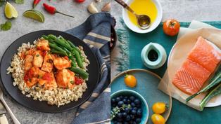 在家運動就要這樣吃!從主食、肉類、海鮮到小菜,讓你吃得飽又不怕胖