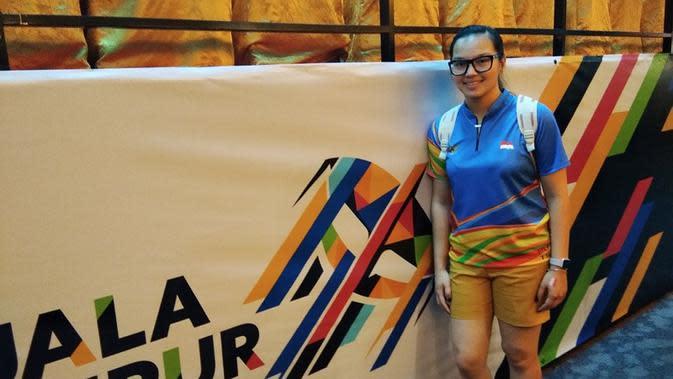 Indonesia Kembali Tambah Emas di Ganda Putri Bowling SEA Games 2019