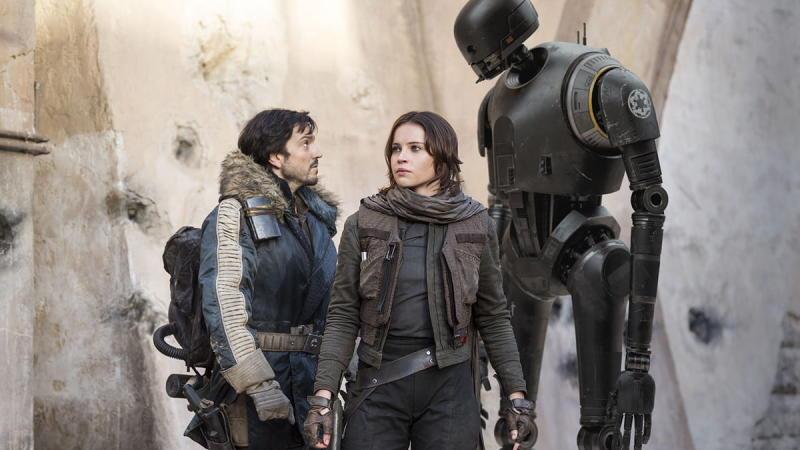 Rogue One Oscar Effects
