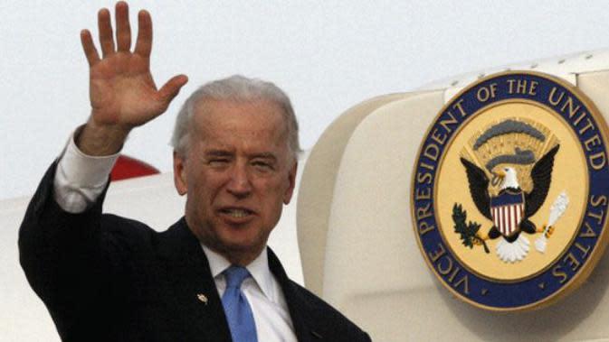 Wapres AS Joe Biden. (Istimewa)