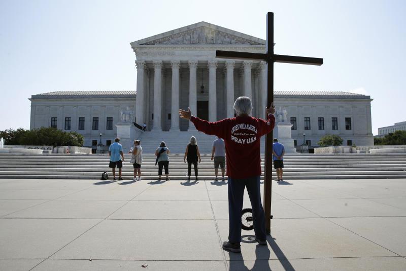 Supreme Court Religious Employees