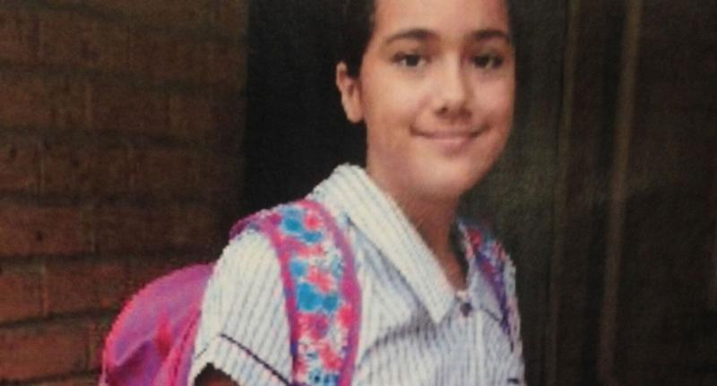 Tiahleigh Palmer, pictured, who was murdered by her foster father Ray Thorburn. Source: AAP