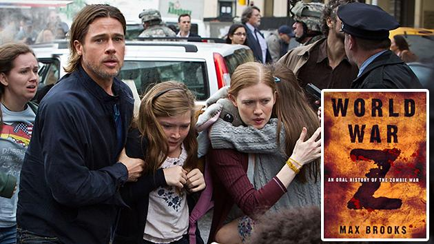 'World War Z' Movie vs. Book: 4 Huge Differences