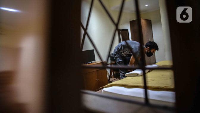 962 Tenaga Medis hingga Relawan Tempati 4 Hotel Milik Pemprov DKI Jakarta