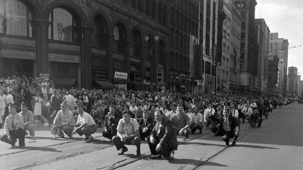October 3: The UAW calls its first strike against Ford in 1961