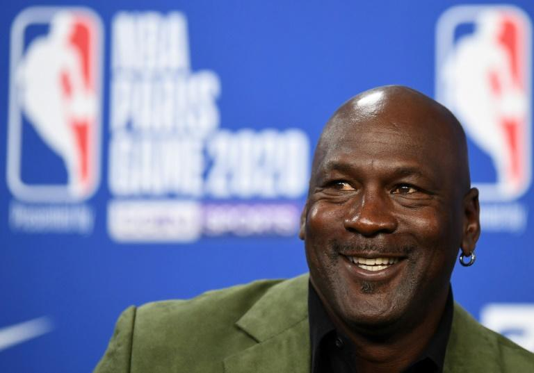 "Michael Jordan, who was famously reluctant to comment on social issues during his playing career, says there is ""ingrained racism"" in the US"