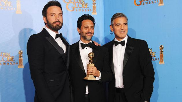 What do the Golden Globe results mean for Oscar night?