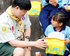 幸福接力賽-滋養南投偏鄉學童