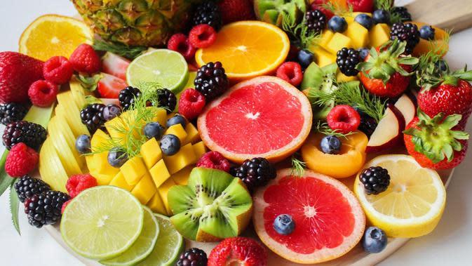 Ilustrasi Buah-buahan Credit: pexels.com/Trang