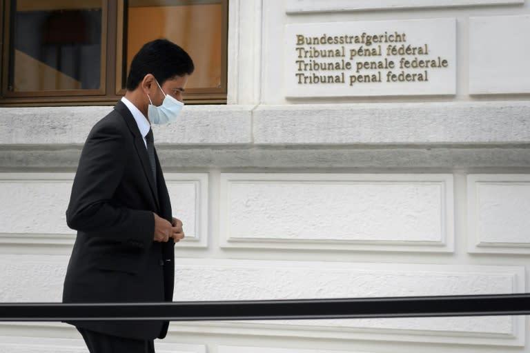 Swiss prosecutors seek prison for Al-Khelaifi, Valcke in corruption trial