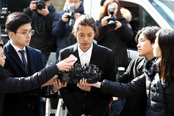 Two K-Pop Stars Sentenced to Prison for Rape, Distributing Video