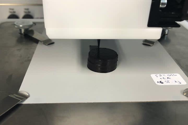 Biopaste 3D printing