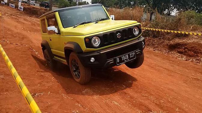 Jimny Dikabarkan Bakal Produksi di India, Ini Tanggapan Suzuki Indonesia