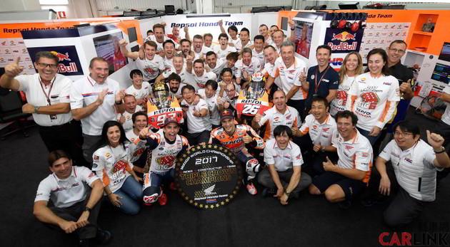 Honda Taiwan 與全台車迷們共享 MotoGP榮耀!11月來店贈禮活動開跑