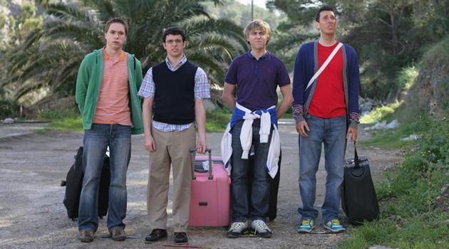 Big pay rise for Inbetweeners stars