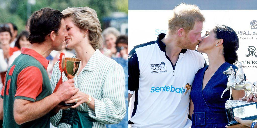 """<p>As Peter Morgan told <a href=""""https://www.vanityfair.com/hollywood/2020/09/the-crowns-charles-and-diana-exclusive-visit"""" target=""""_blank""""><em>Vanity Fair</em></a>, """"Diana struggled to fit in with the institution in a way that it's impossible not to see the parallels with Meghan Markle and Harry. So the story feels both incredibly vivid historically, but also it really shines a lot of lights on where we are now.""""</p>"""