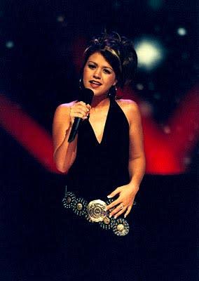 """Kelly Clarkson Final Top Ten Fox's """"American Idol"""" - 2002"""