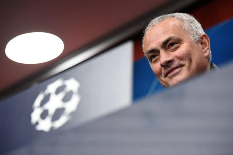 Champions League - Tottenham Hotspur Press Conference