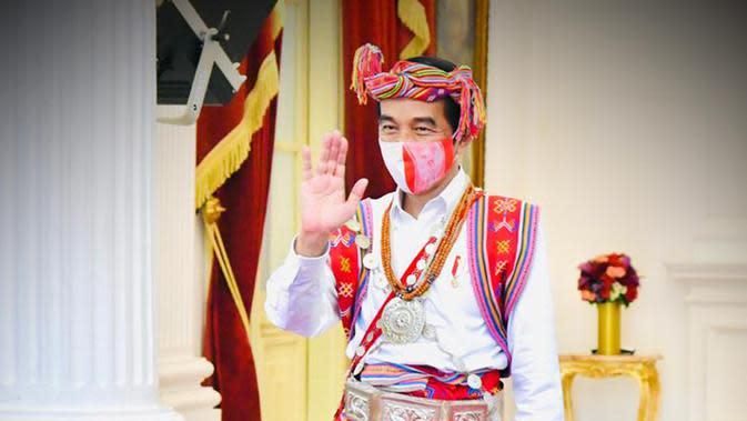 Presiden Jokowi Tetapkan Cuti Bersama Tahun Baru Islam 1442 Hijriah, 21 Agustus 2020