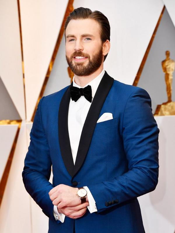 Chris Evans. (AFP/Bintang.com)