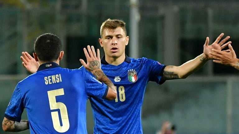 Italy's record winning run ends with Bosnia draw