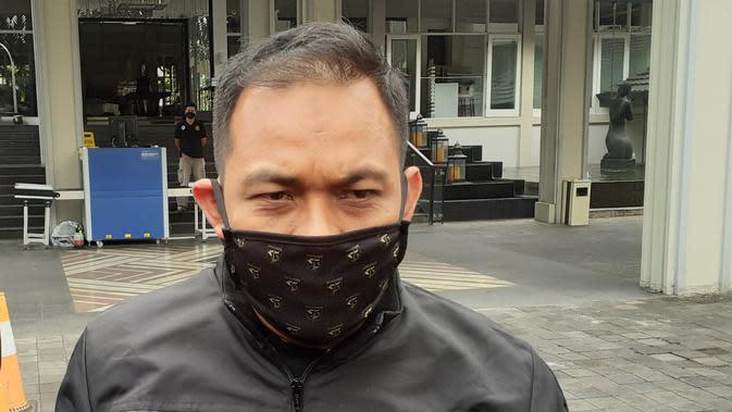 Manajer Persebaya Surabaya, Candra Wahyudi. (Bola.com/Erwin Snaz)