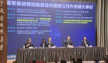 台美經濟合作新架構 打造印太產業供應鏈
