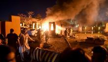 巴基斯坦飯店爆炸案增至5死 塔利班宣稱犯案