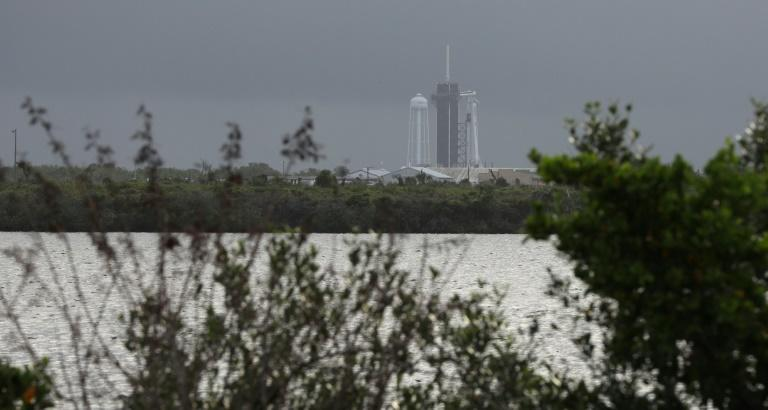 The chances of there being favorable weather for the launch was 60 percent, according to NASA