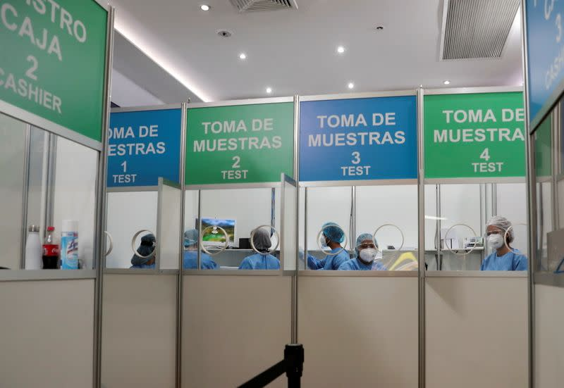 Panama offers COVID-19 tests to international travelers