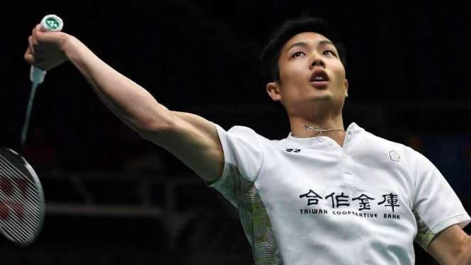 Tien Chen Ngamuk Lagi, Tunggal Putra Irlandia Terkapar di Denmark Open